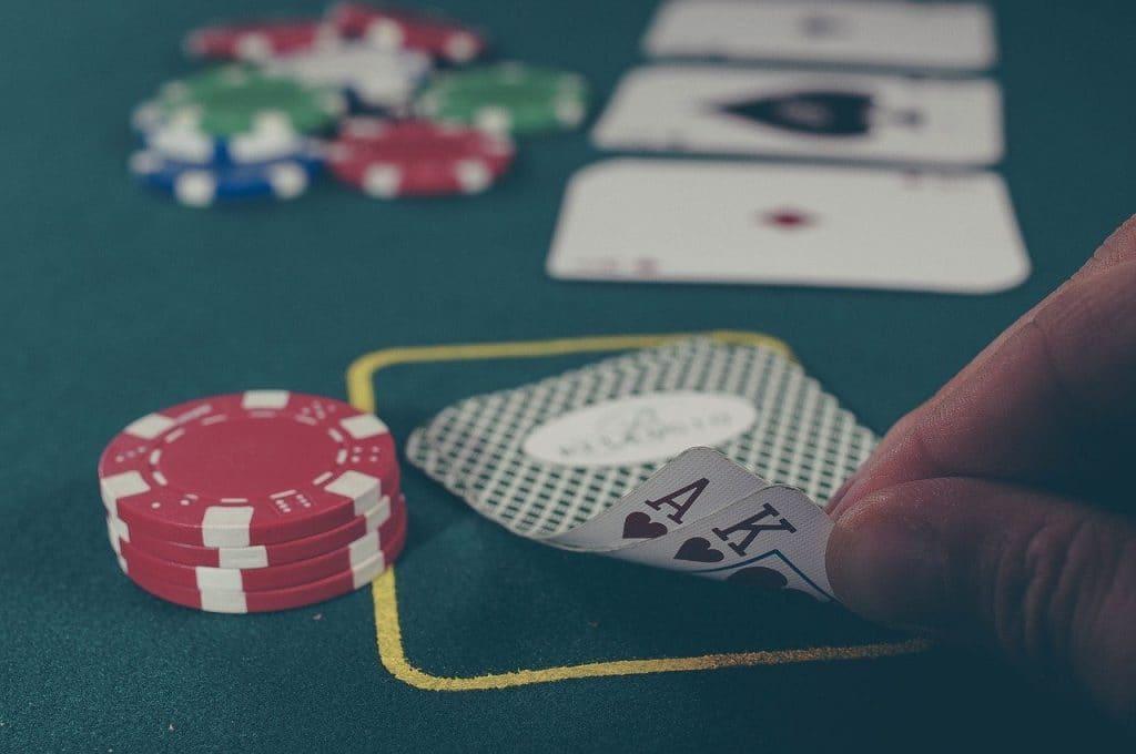 ギャンブルで勝つ人のイメージ